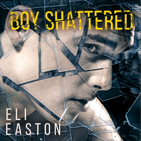 Boy Shattered Audiobook Cover