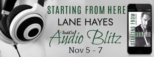 Starting from Here Audio Banner