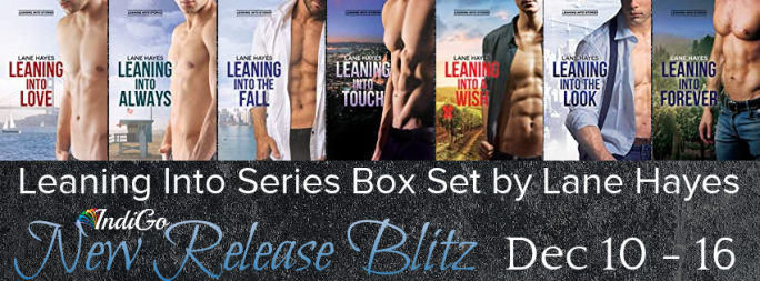 Leaning Into Box Set Banner
