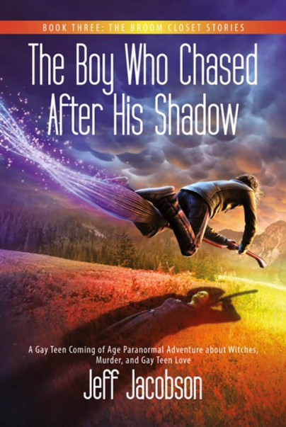 COVER - The Boy Who Chased After His Shadow