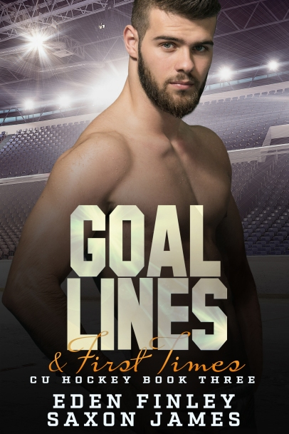 Goal Lines Saxon and Eden Final Ebook Cover