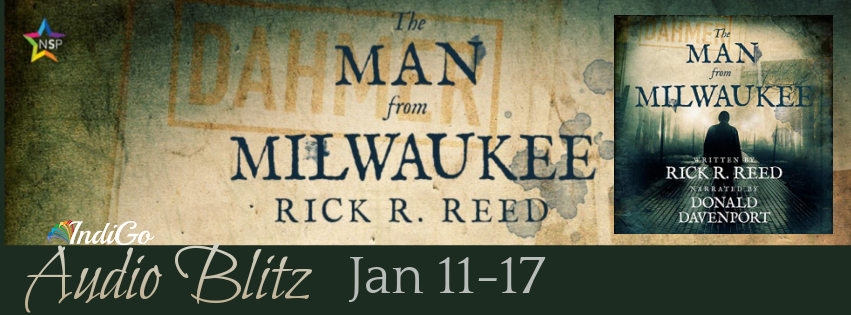 Man from Milwaukee Audio Banner