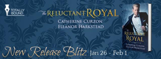The Reluctant Royal Blitz__ Banner