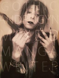 AUTHOR PIC - graphic noiz 3 - Natsuya Uesugi
