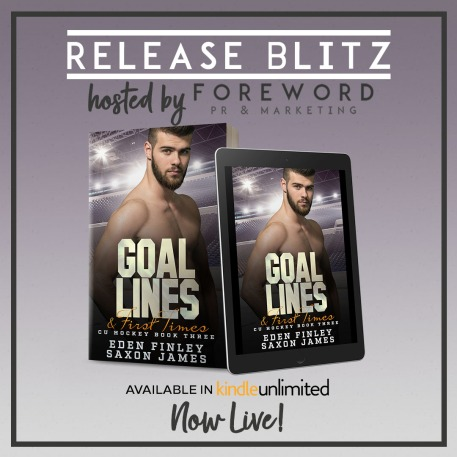 Goal Lines _ First Times Release Blitz IG NOW LIVE