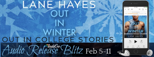 Out in Winter Audio Blitz Banner