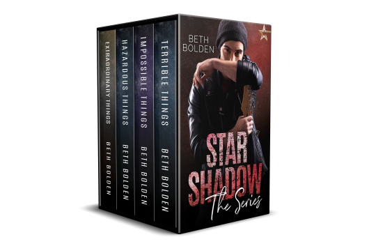 Star Shadow Boxset 2 Transparent