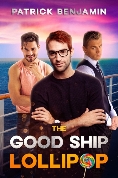 The Good Ship Lollipop Front Cover