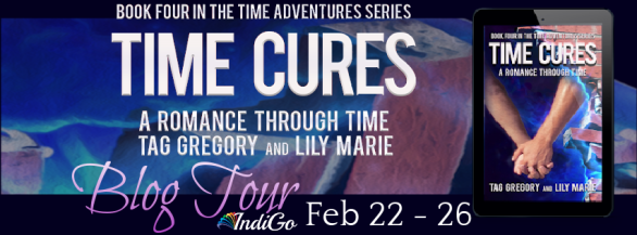 Time Cures Tour Banner