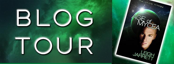 blog tour - Age of Mycea