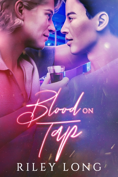 BLOOD ON TAP ebook cover