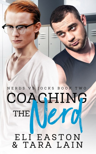 Coaching The Nerd Cover