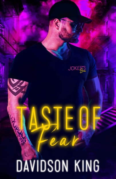 EBook-Taste-of-Fear