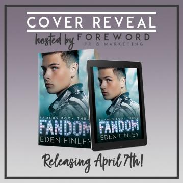 Fandom Cover Reveal IG