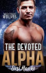 The Devoted Alpha Cover