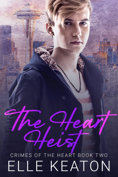 The Heart Heist Cover