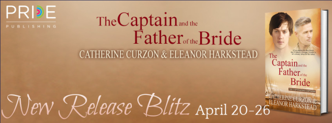 The Captain and the Father of the Bride Banner