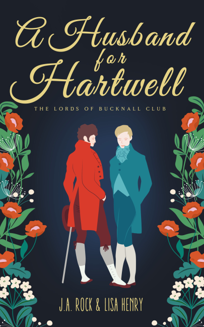 A Husband for Hartwell Cover