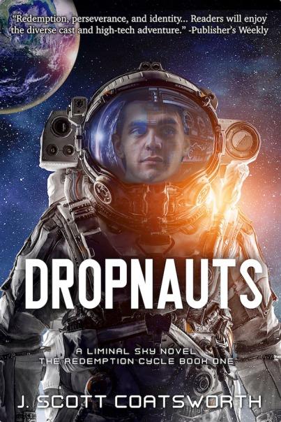 COVER - Dropnauts