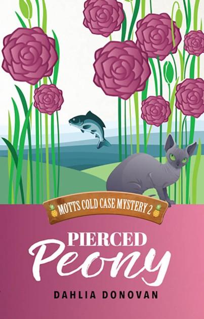 COVER - Pierced Peony