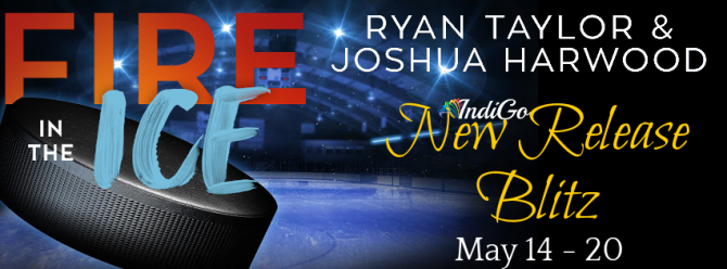 Fire in the Ice New Release Banner
