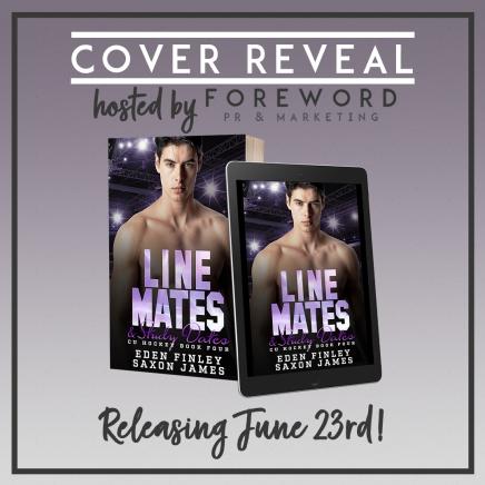 Line Mates _ Study Dates Cover Reveal IG