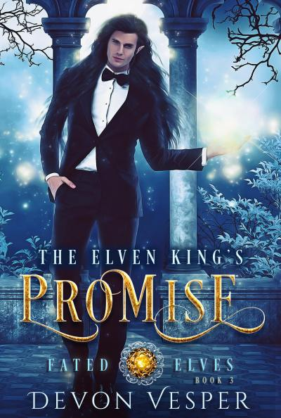 The Elven King's Promise Cover
