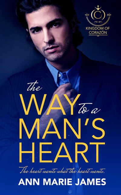 COVER - The Way to a Man's Heart