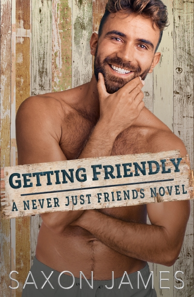 Getting Friendly Cover