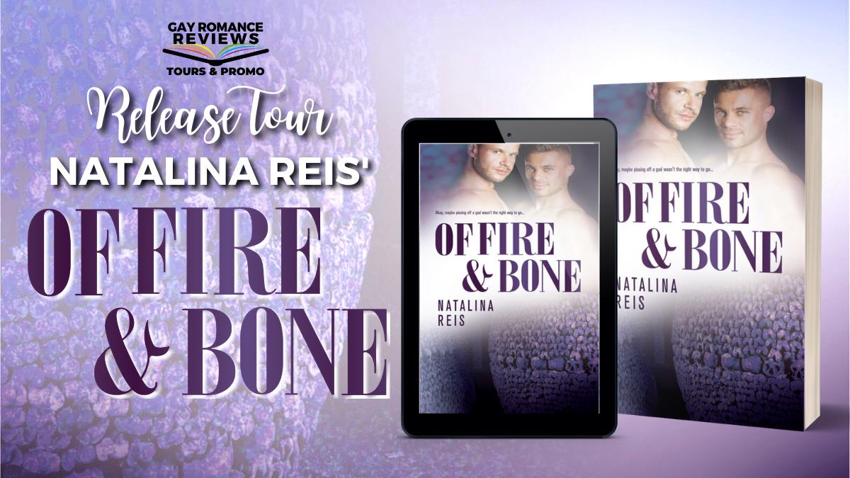 Of Fire & Bone Banner