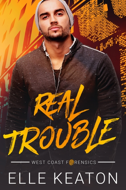 Real Trouble Cover