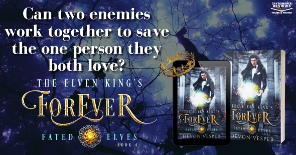 The Elven King's Forever Coming Soon