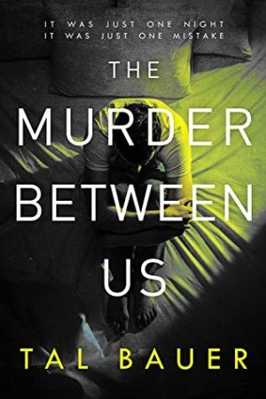 the murder between us cover