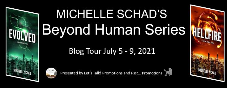 Beyond Human Blog Tour