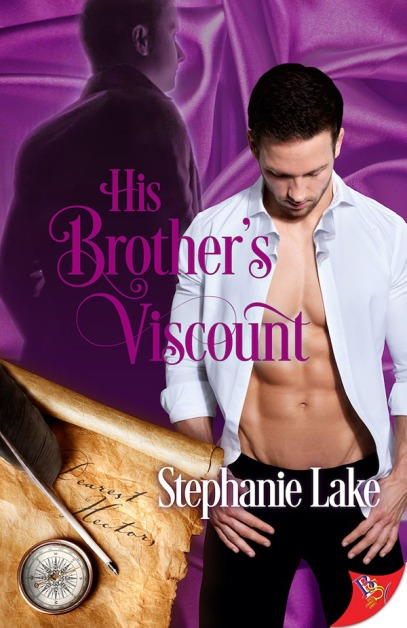 COVER - His Brother's Viscount