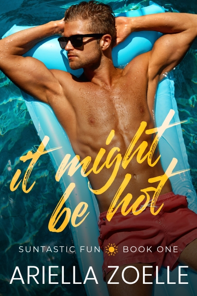 It Might Be Hot Cover