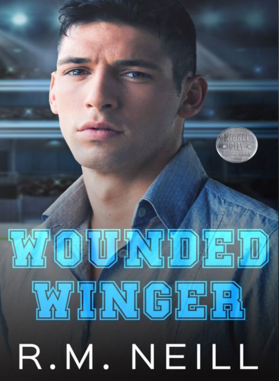wounded winger cover