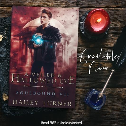 A Veiled _ Hallowed Eve AN - IG