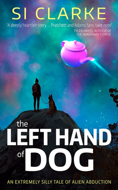 COVER - The Left Hand of Dog