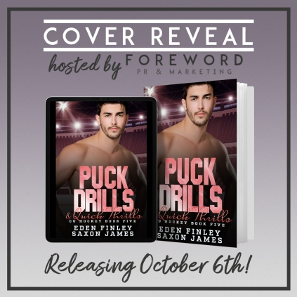 Puck Drills _ Quick Thrills Cover Reveal IG
