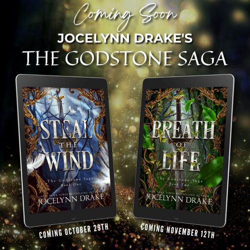 IG Sized Godstone Saga Coming Soon
