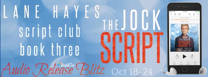 The Jock Script Audio Banner