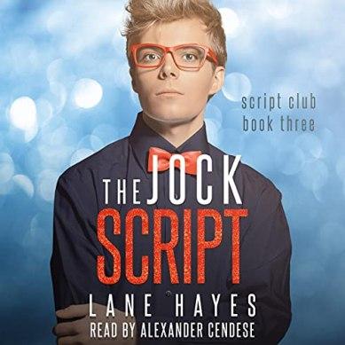 the jock script audio cover